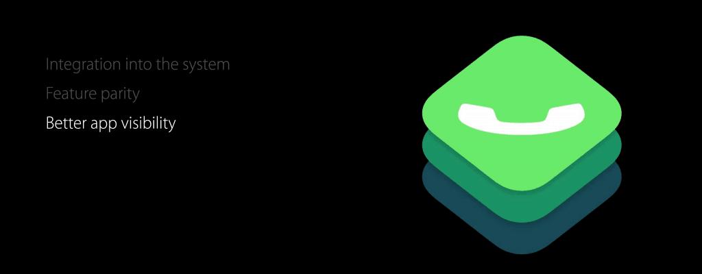 Bulutfon iOS uygulaması ve iOS-10 callKit Özelliği 1