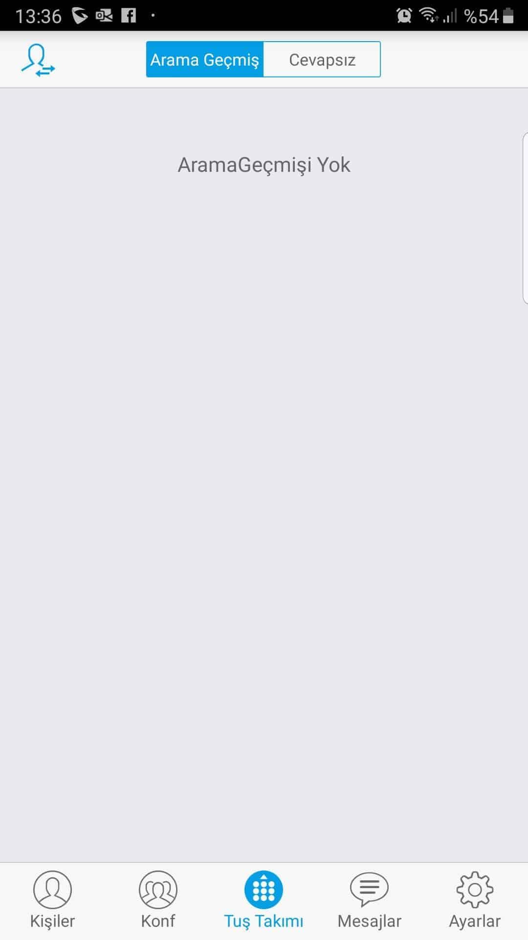 Grandstream Wave Android Uygulaması Kurulumu 1