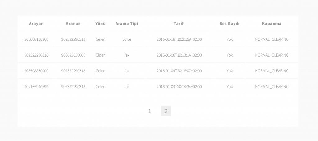 PHP-Curl-Bulutfon API Kullanarak Arama Kayıtlarının Çekilmesi 3
