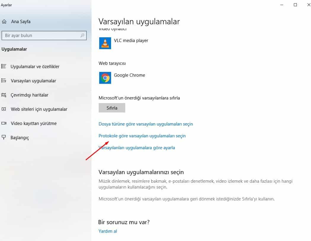 bilgi bankası softphone Windows 4