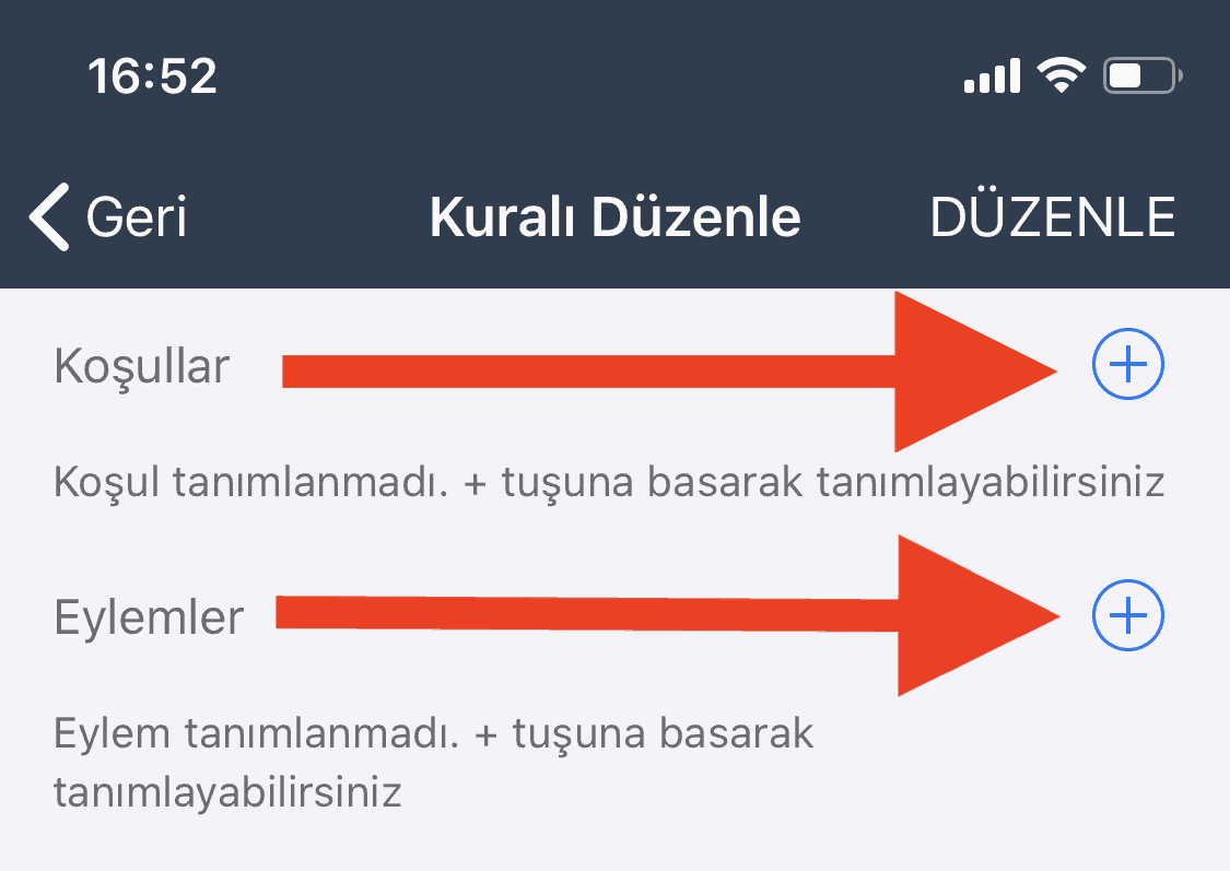 Bulutfon iOS uygulaması için numara düzeltme özelliği 5